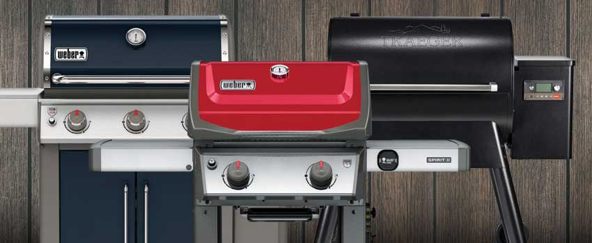 Weber and Traeger Grill Sale at Schuele Ace Hardware